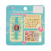 Beauty Self Nail Art Set For Kids - Green (1517)