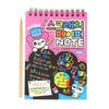 Scratch Note Book For Kids - Pink Small (1509)