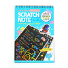 Scratch Note Book For Kids - Large (1508)