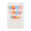 Nail Art Set For Kids 12 PCs - Green (1502)