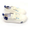 Fancy Strap Style Sneakers For Boys - White (G-669)