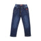 Fancy Denim Pant For Girls - Dark Blue (DP-21)