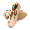 Girls Wedges Pumps JD-1008S - Pink