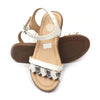 Girls Sandals 80601 - White