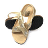Girls Sandals H2018-22 - Golden