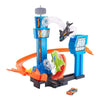 Hot Wheels Jet Jump Airport Track Play Set - (GFH90)