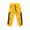 Batman Terry Pajama For Boys - Yellow (BP-03)