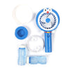 Doraemon Bubble Blower Fan - Blue (HL009-2B)