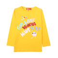 Girl's Just Wanna Have Fun T-Shirt - Yellow (2003)