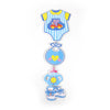 Glitter HBD Hanging Board - Blue