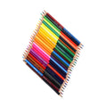 Braden Giraffen 24 Pcs Double Color Pencils (8008)