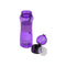 Fancy Stylish Water Bottle For Kids 900ml - Purple (YY-0705)
