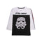 Star Wars Printed T-Shirt For Boys - Black/White (BTS-06)