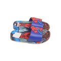 Spiderman Character Slipper For Boys - Blue (MY-102)