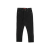 Simple Plain Cotton Pant For Boys - Black (BP-03)
