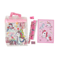 Unicorn Magic Time Stationary Set Pouch 6 Pcs (8801)