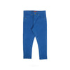 Simple Plain Cotton Pant For Boys - Blue (BP-01)