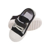 Fancy Strap Style Sneakers For Boys - Black/White (G-661)
