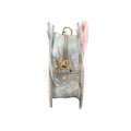 Unicorn Shape Glitter Hand Bag - Silver (HB-06)
