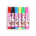 Hello Kitty Marker Set 6 Pcs - (803)