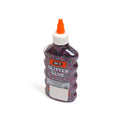 M.Y Washable Glitter Glue Purple - 177ml (930-1)