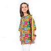 Awesome Swag 1 Pc Unstitched Kurti For Girls - Multi (LWN-02)