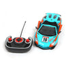 3D R/C Remote Control Car - Sea Green (3700-123A)
