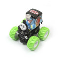 Pull Back Monster Off Road Car - Green (3103)