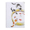 Cats Printed Note Book For Kids - White (06731)