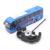Transport R/C Remote Control Bus - Blue (666-698)