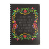 Life Only Comes Note Book For Kids - Black (06731)