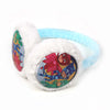 Cartoon Character Earmuff For Kids - White (EM-01)