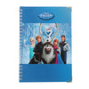 Disney Frozen Note Book For Kids - Blue (06730)