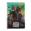 DC Justic League Note Book For Kids - Green (06730)