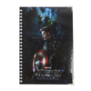 Avengers End Game Printed Note Book - Black/White (06730)