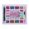 Alphabet Cube Beads Set For Kids - (28639)