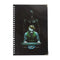 Batman & Joker Printed Note Book - Black (06730)