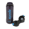 Sports Water Bottle For Kids 700ml - Black (YY-302)
