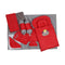 Just Arrived Baby Carry Cotton Nest Set Red - 9 PCs (CN-11)