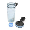 Hot & Cold Water Bottle 600ml - Blue (YY-106)
