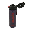 Sports Water Bottle For Kids 700ml - Black/Red (YY-302)