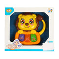 Tiger Music Piano For Kids - Yellow (855-41A)