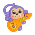 Monkey Music Piano For Kids - Purple (855-42A)