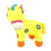 Soft Beans Horse Toy For Kids - Yellow (SB-64)