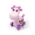 Dinosaur Pull Back Toy For Kids - Purple (1159)