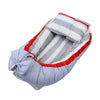 Baby Carry Cotton Nest - Grey (2028)