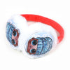 LOL Surprise Earmuff For Kids - White/Red (EM-19)