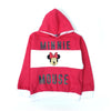Minnie Mouse Hoodie For Girls - Fuchsia (GH-06)