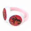 Princess Jasmine Earmuff For Kids - White/Pink (EM-18)