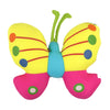 Soft Beans Butterfly Toy For Kids - Multi (SB-97)